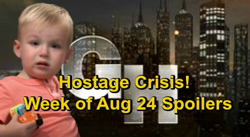General Hospital Spoilers: Week of August 24 – Wiley Hostage Crisis, Big Confessions, Unraveling Mysteries and The Blame Game