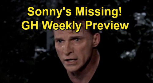 General Hospital Spoilers: Week of December 21 Preview - Jason Tries To Save Sonny - Identifies Dead Body Pulled From Icy River