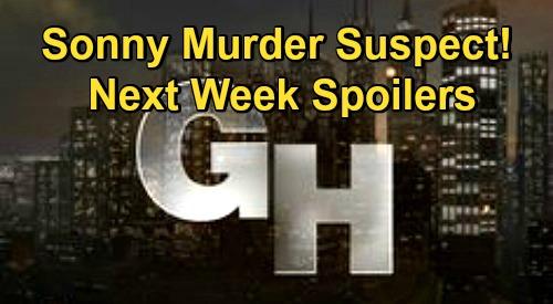 General Hospital Spoilers: Week of December 28 – Sonny Suspect in Julian Death – Britt & Jason Team Up – Curtis Done With Jordan