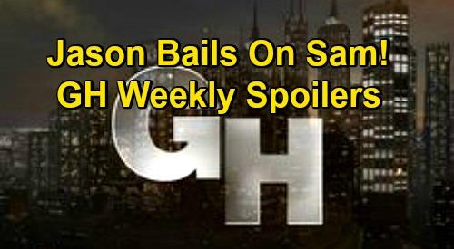 General Hospital Spoilers: Week of December 7 – Michael & Willow's Huge Decision – Jason Bails on Sam – Dante Needs Help