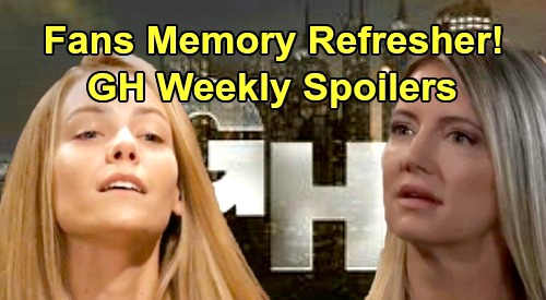 General Hospital Spoilers: Week of July 13 – Chase's Shower Steaminess – Nina's Big Nelle Decision – Countdown to Cyrus Destruction
