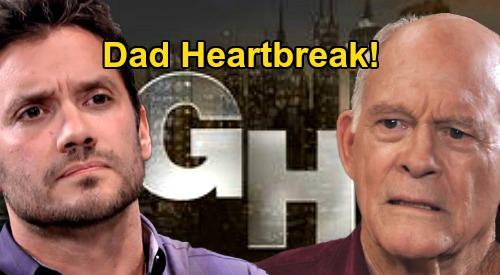 General Hospital Spoilers: Week of July 20 – Dad Heartbreak, Cyrus Has Company and Julian's a 'Lying Jerk'