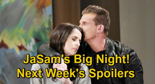 General Hospital Spoilers: Week of November 16 – Big Night for 'JaSam' - Julian Courts Danger – Britt Uncovers Cyrus Shocker