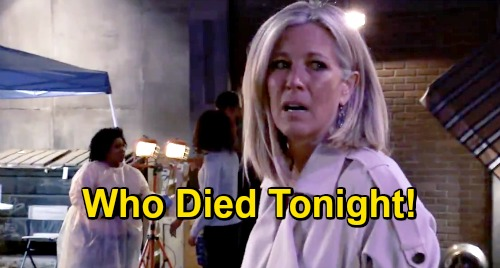 General Hospital Spoilers: Week of November 23 Preview - Who Died Tonight - Sonny & Carly Grief - Tragic Explosion Aftermath