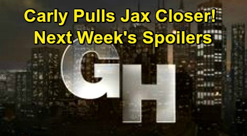 General Hospital Spoilers: Week of October 26 – Taggert Busted – Carly Pulls Jax Closer - Alex Ambushes Anna – Nik & Julian's Deal