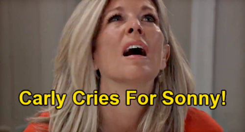 General Hospital Spoilers Weekly Preview: Sonny Love, Longing & Sorrow - Blackmail, Fake Baby Bonding and More
