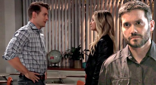 General Hospital Spoilers: Will Dante Keep His Cool When He Learns Lulu Has Moved On With Dustin?