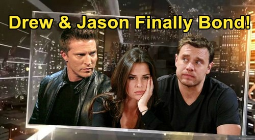 General Hospital Spoilers: Will Drew & Jason Finally Bond as Brothers – Back-from-the-Dead Shocker Leads to True Twin Connection?
