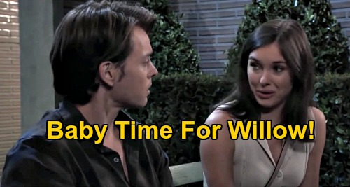 General Hospital Spoilers: Willow's Baby Talk Sets Up Wiley's Little Brother or Sister – GH Locks In Michael's Growing Family?
