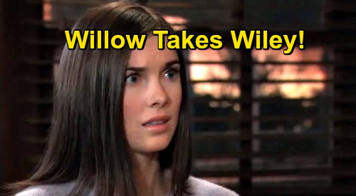 General Hospital Spoilers: Willow Battles Michael Over Wiley as Mob War Escalates - Demands Corinthos Separation?