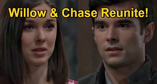 General Hospital Spoilers: Willow & Chase Reunite, Explore Feelings of Love – Will 'Chillow' Stay Together?