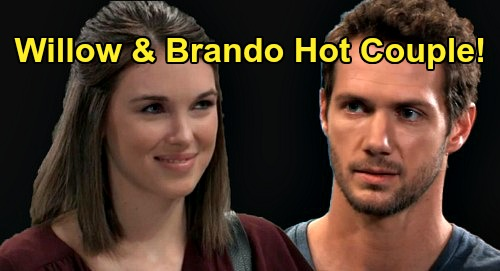 General Hospital Spoilers: Would Willow & Brando Make a Hot Couple – Love Interest Option If Michael Marriage Ends