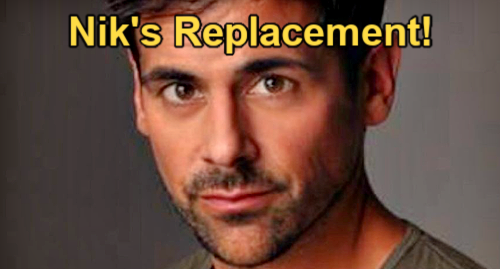 General Hospital Spoilers: Adam Huss Joins GH as Nikolas Cassadine Temporary Recast – Fills In for Marcus Coloma