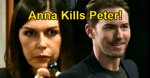 General Hospital Spoilers: Anna Kills Peter – No Choice After Valentin Murder Plan Moves Forward?