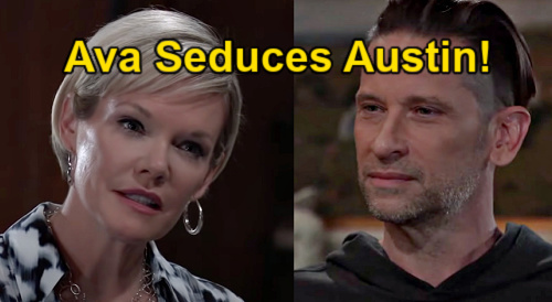 General Hospital Spoilers: Ava Seduces Austin, Cheats to Force Nikolas to Move On – Ends Marriage, Protects Avery?