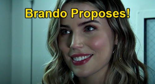 General Hospital Spoilers: Brando Proposes to Sasha, Wants Marriage & Happy Family – Dad Proves He's All In On Baby?
