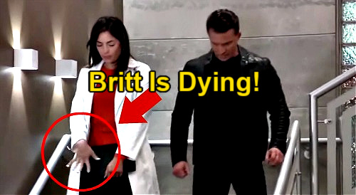 General Hospital Spoilers: Britt Is Dying, Needs Miracle Cure – Will Liesl Find a Way to Save Beloved Daughter?