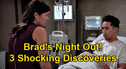 General Hospital Spoilers: Britt Scores Brad's Night Out of Pentonville – 3 Shocking Discoveries During GH Checkup