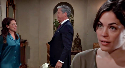 General Hospital Spoilers: Britt Searches for Obrecht in Greece – Determined to Save Mom from Victor's Evil Clutches
