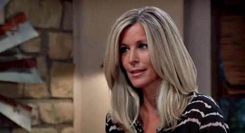 General Hospital Spoilers: Carly's Corinthos Party Crasher – Sonny's Back-from-the-Dead Bomb Drops at Family Gathering?