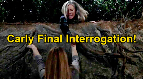 General Hospital Spoilers: Carly's Final Nelle Death Interrogation – Surprise Outcome Determines Nina's Next Move