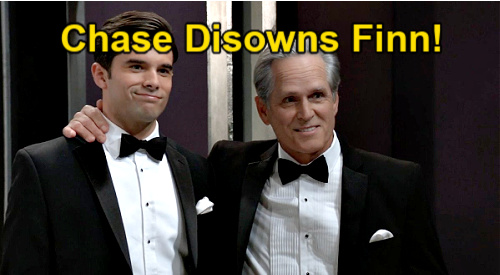 General Hospital Spoilers: Chase Disowns Finn After Paternity Results – Rage Shatters Brother Bond?