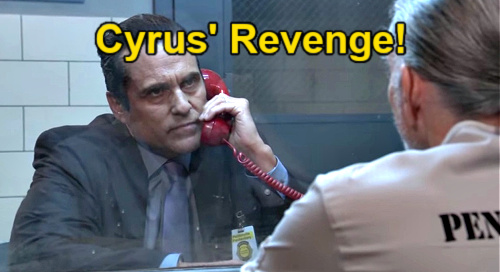 General Hospital Spoilers: Cyrus Orders Sonny's Murder – Vengeful Plot to Take Mob Boss Out for Good?