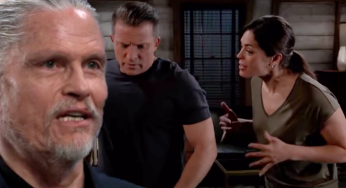 General Hospital Spoilers: Cyrus Realizes Sonny's Alive by Tracking Britt & Jason – Orders Execution Hit on Corinthos Rival?