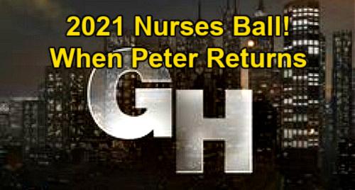 General Hospital Spoilers: Peter's Fall Nurses Ball Return – See When Villain Seeks Port Charles Revenge?