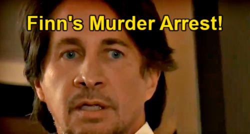General Hospital Spoilers: Finn Arrested for Murder – Peter's Secret Survival the Key to Freedom?