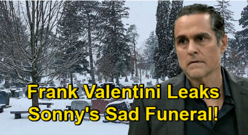 General Hospital Spoilers: Frank Valentini Leaks Sonny's Sad Funeral – Officially Declared Dead, Family Says Goodbye