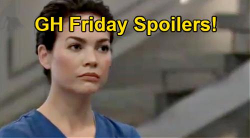 General Hospital Spoilers: Friday, April 30 – Liz Fired From GH - Josslyn & Trina's Road Trip Trouble – Cam & Jason Talk Franco