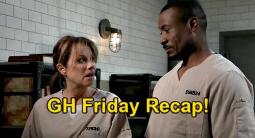 General Hospital Spoilers: Friday, April 30 Recap – Dev Bombshell for Josslyn – Shawn Surprises Alexis – Britt Flirts with Jason