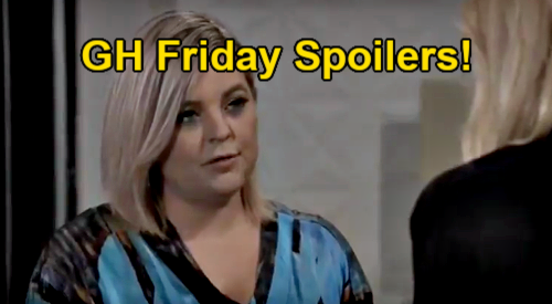 General Hospital Spoilers: Friday, February 26 – Maxie Uninvites Nina on Wedding Day – Franco Moves Out - Britt Protects Bride