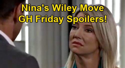 General Hospital Spoilers: Friday, February 5 – Sonny Makes a Deal – Nina's Wiley Attack on Carly - Chase's Unexpected Visit