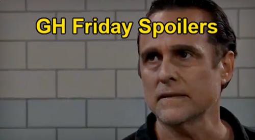 General Hospital Spoilers: Friday, July 16 – Sasha's Scared Confession – Sam Seeks Jason Truth – Sonny & Anna's Close Call
