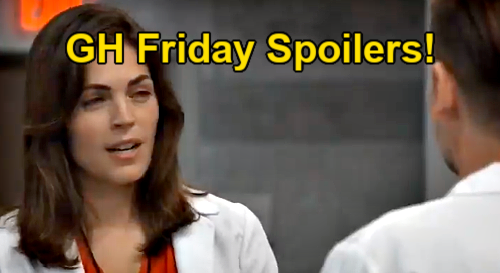 General Hospital Spoilers: Friday, July 23 – Britt & Austin's Deal – Jason the Peter Fixer – Nina & Sonny's Powerful Reconnection
