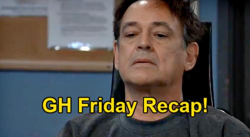 General Hospital Spoilers: Friday, July 23 Recap – Ryan's Surprise Appearance – Jason Busts Liz – Lenny Needs Nina's Promise