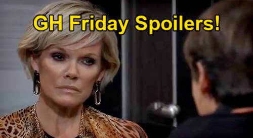 General Hospital Spoilers: Friday, July 30 – Carly Busts Michael & Willow – Liz & Nik Shooter Showdown – Jason's Playbook Used