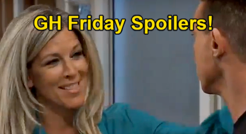 General Hospital Spoilers: Friday, July 9 – Carly Doubles Britt's Upset - Austin's New Job, Maxie's Troubling Encounter