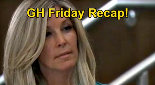 General Hospital Spoilers: Friday, July 9 Recap – Finn & Liz New Peter Corpse Problem – Carly Throws Jason Love in Britt's Face