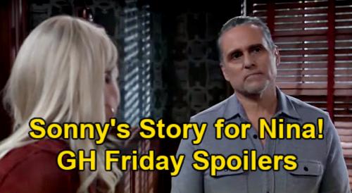 General Hospital Spoilers: Friday, March 26 – Sam Witnesses Jason & Britt's Close Moment – Sonny's Crimson Story for Nina