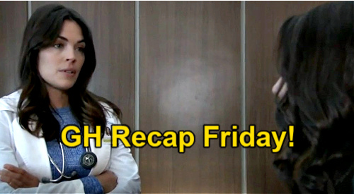 General Hospital Spoilers: Friday, March 26 Recap – Sonny Recruits Nina – Jason's Warm Gesture - Britt & Sam Join Forces