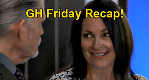General Hospital Spoilers: Friday, May 14 Recap – Peter's Plan to Vanish with Maxie & Baby – Gladys Congratulates Daddy Cyrus