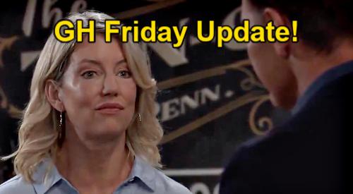 General Hospital Spoilers: Friday, September 10 Update – Nina Fights to Keep Sonny Dead – TJ Begs Jordan to Survive