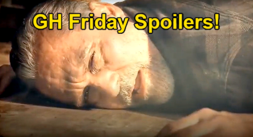 General Hospital Spoilers: Friday, September 17 – Jason & Carly Pronounced Man & Wife - Sonny Survives Fire