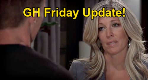 General Hospital Spoilers: Friday, September 24 Update – Obrecht's Change of Venue - Carly & Jason Deal With What's Next