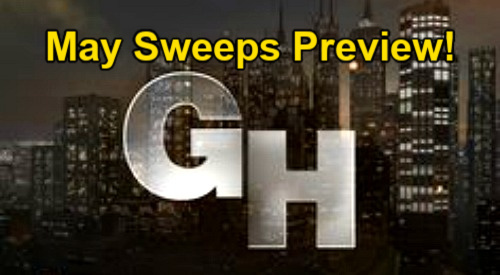 General Hospital Spoilers: GH May Sweeps Preview – Hot New Couple Shakeups, Surprising Alliances, Recast Shocker and More
