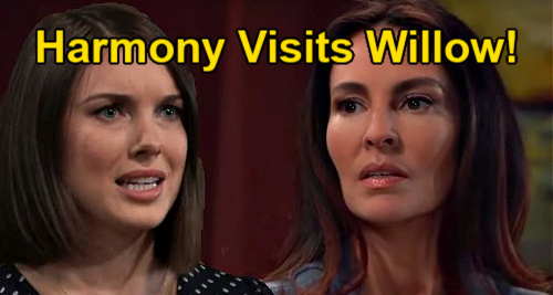 General Hospital Spoilers: Harmony's Visit to Willow, Mother & Daughter's Tense Reunion – Michael Helps Ex Cope