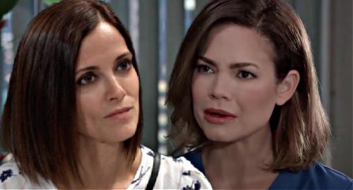 General Hospital Spoilers: Hayden & Liz Battle for Finn's Heart – Violet's Mom Returns, Reclaims Her Man & Family?
